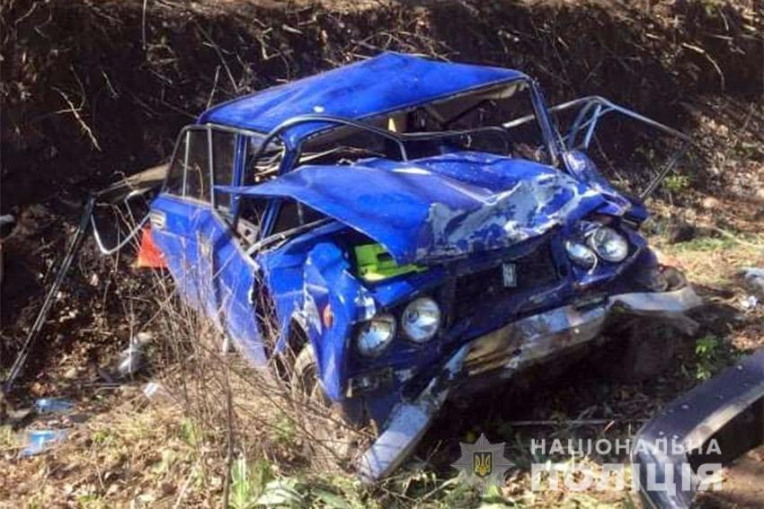 На Хмельниччині в ДТП загинув 55-річний водій, фото-2