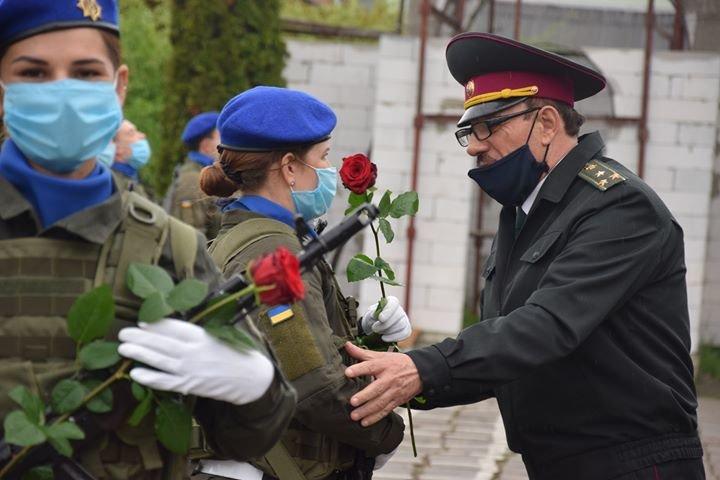 15 новобранців поповнили ряди Хмельницьких нацгвардійців, фото-1