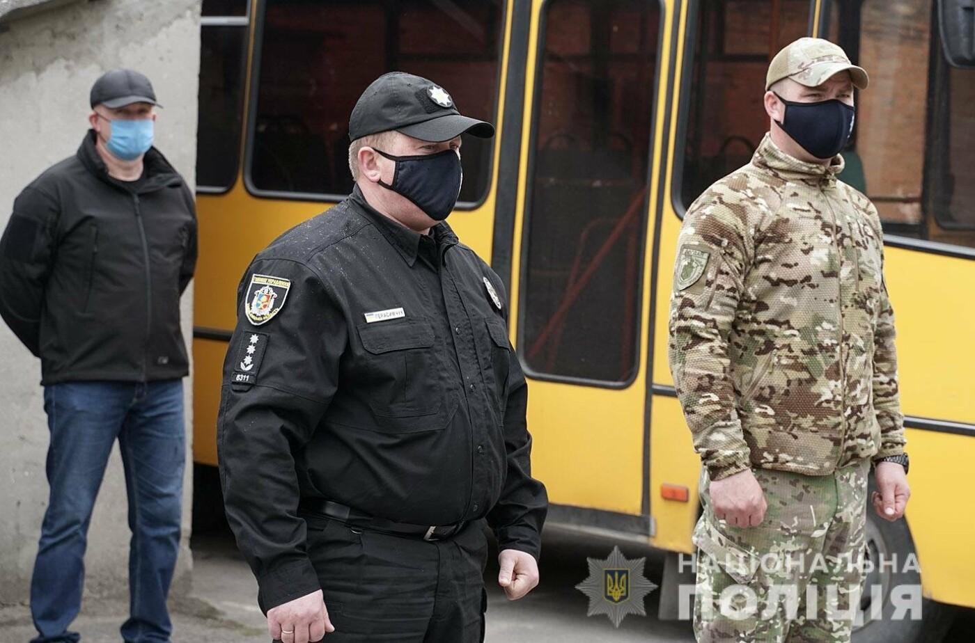Зведений загін хмельницьких поліцейських вирушив у зону проведення Операції Об'єднаних Сил , фото-2