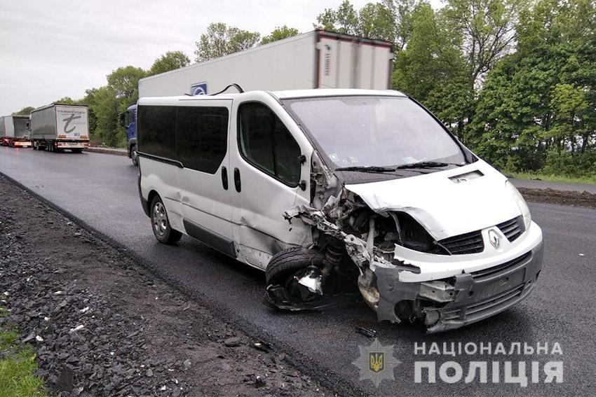 Вихідні: на Хмельниччині сталося 4 ДТП, в яких 1 людина загинула і 3 отримали травми (ФОТО), фото-2