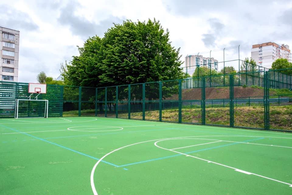 В Хмельницькому за 4 роки облаштували 25 спортивних майданчиків (ФОТО), фото-4