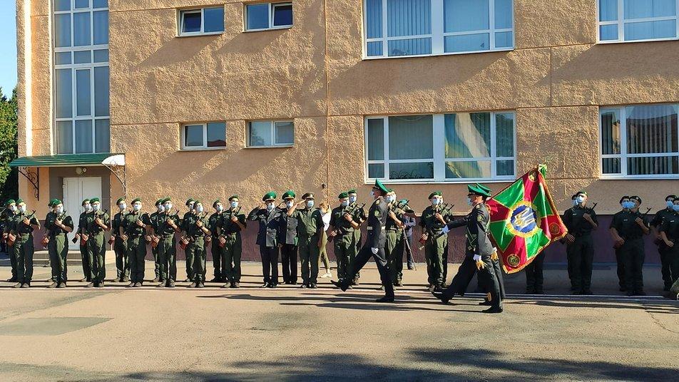 У Хмельницькій прикордонній академії 310 першокурсників склали присягу, фото-3