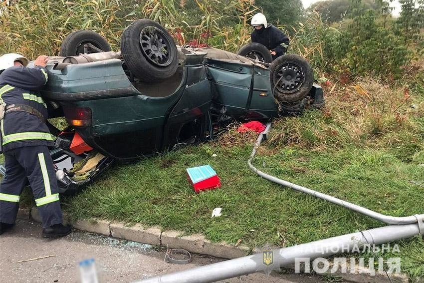 На Хмельниччині в ДТП одна людина загинула та двоє отримали тілесні ушкодження , фото-2