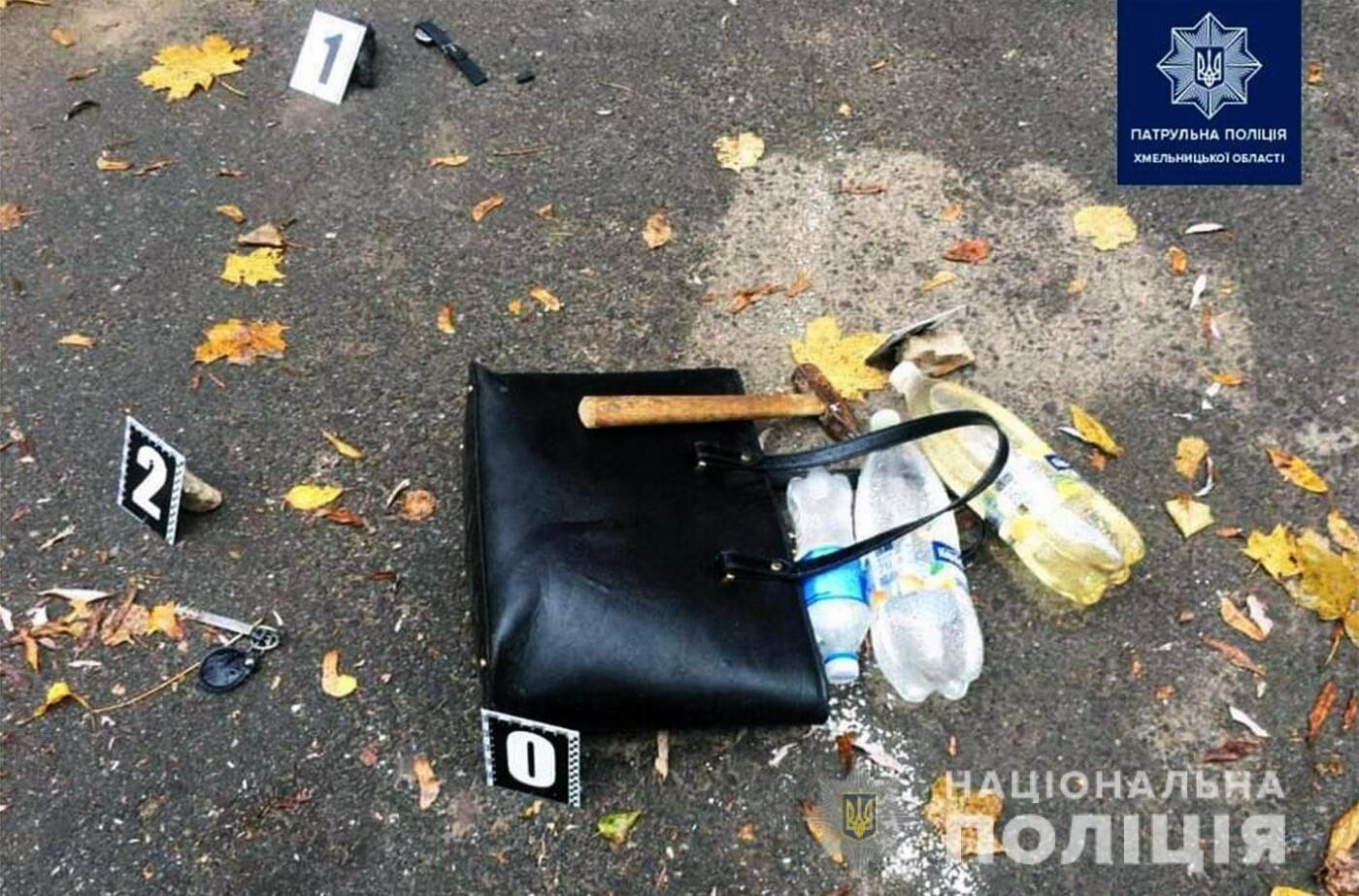 У Хмельницькому патрульні оперативно затримали дует грабіжників (ФОТО), фото-2