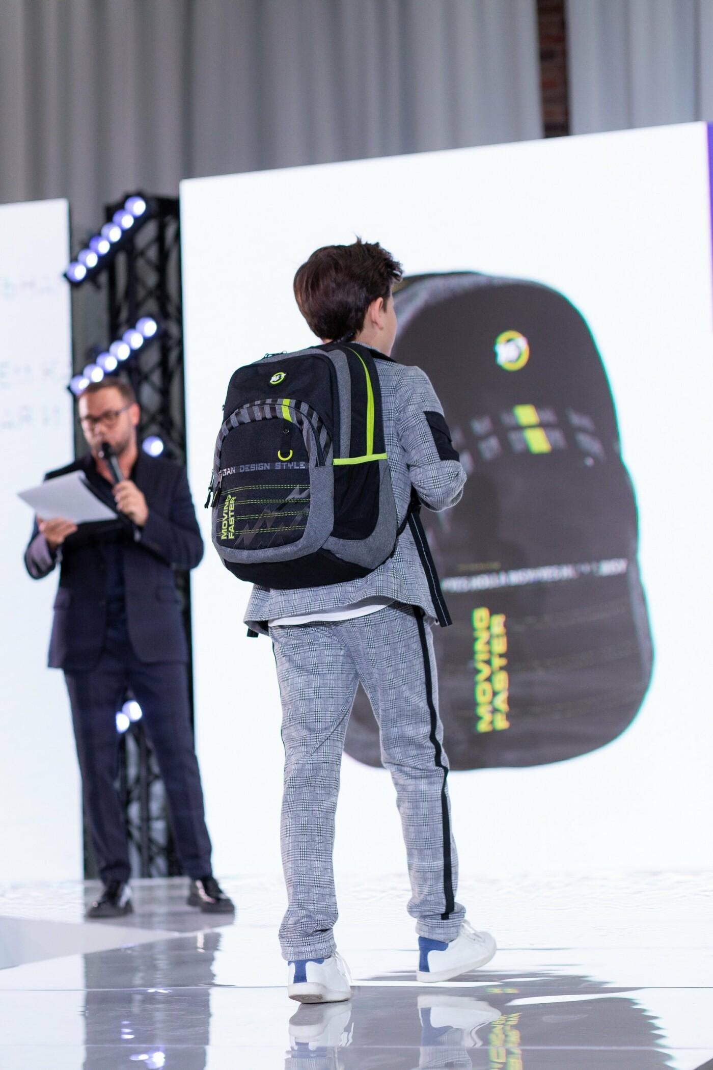 Рюкзаки YES влаштували перший в світі fashion-показ рюкзаків, фото-5