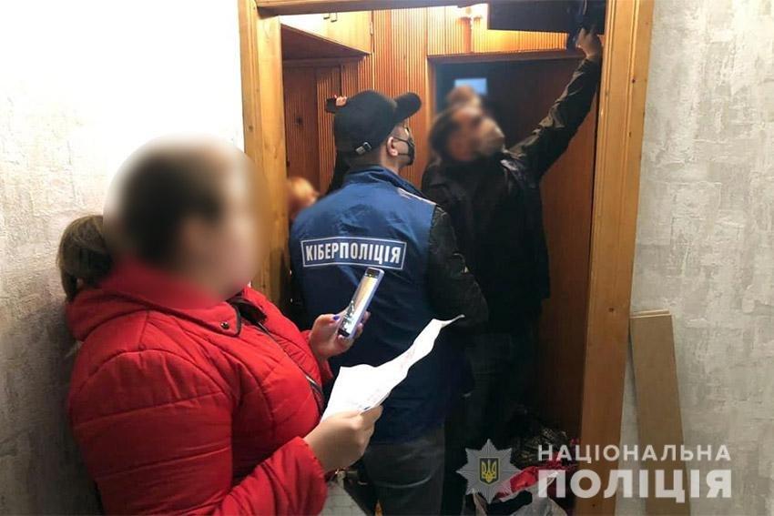У Хмельницькому кіберполіцейські викрили злочинця, фото-1
