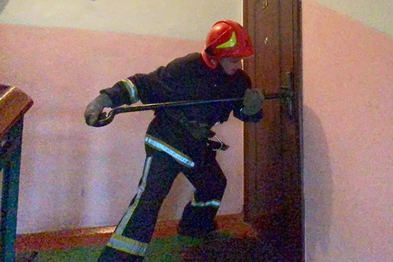 На Хмельниччині надзвичайники врятували дитину (ФОТО), фото-1
