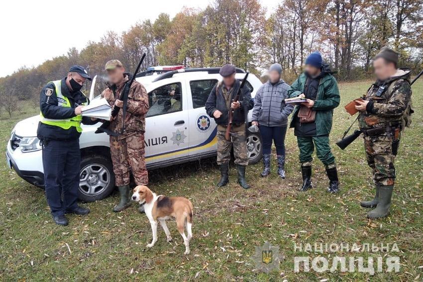Рейди: На Хмельниччині розпочався черговий сезон полювання на копитних та хутрових звірів, фото-2