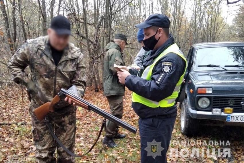Рейди: На Хмельниччині розпочався черговий сезон полювання на копитних та хутрових звірів, фото-1