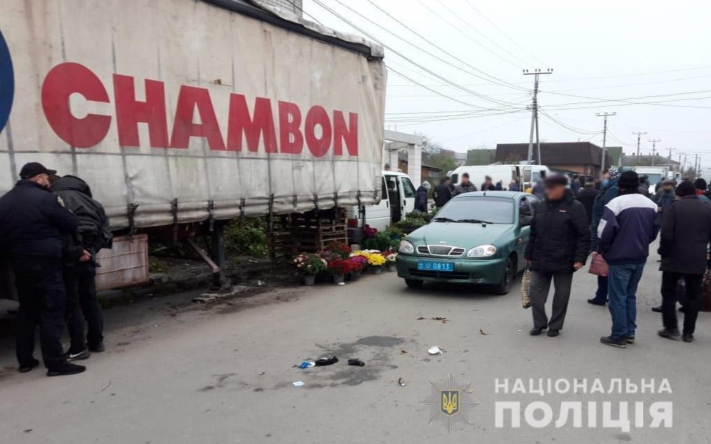 Хмельниччина: Злочинці розпилили сльозогінний газ і вирвали з рук сумку з грошима , фото-1
