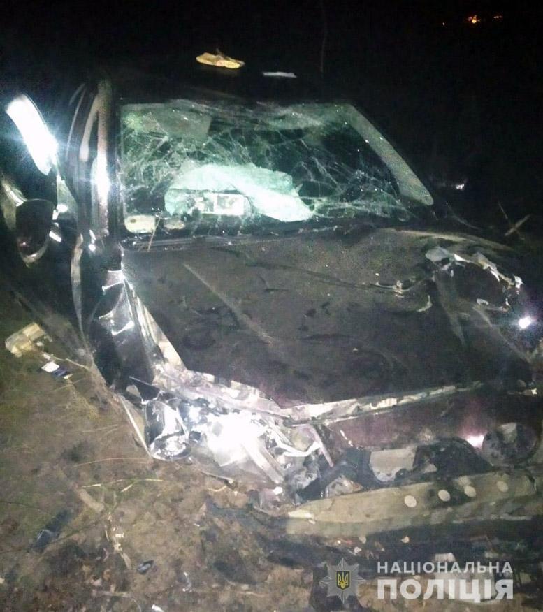 На Хмельниччині в  ДТП травмувались двоє людей, фото-1