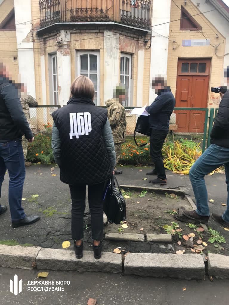 """Посадовця Хмельницького об'єднаного обласного військкомату затримано """"на гарячому"""", фото-3"""