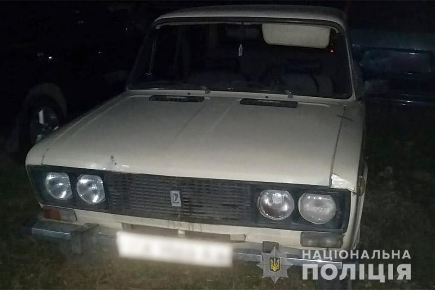 Поліцейські з Хмельниччини оперативно затримали крадія авто (ФОТО), фото-2