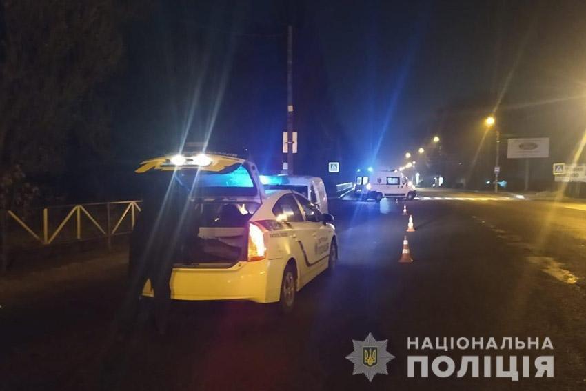 У Хмельницькому минулої доби в ДТП травмувались два пішохода, фото-2