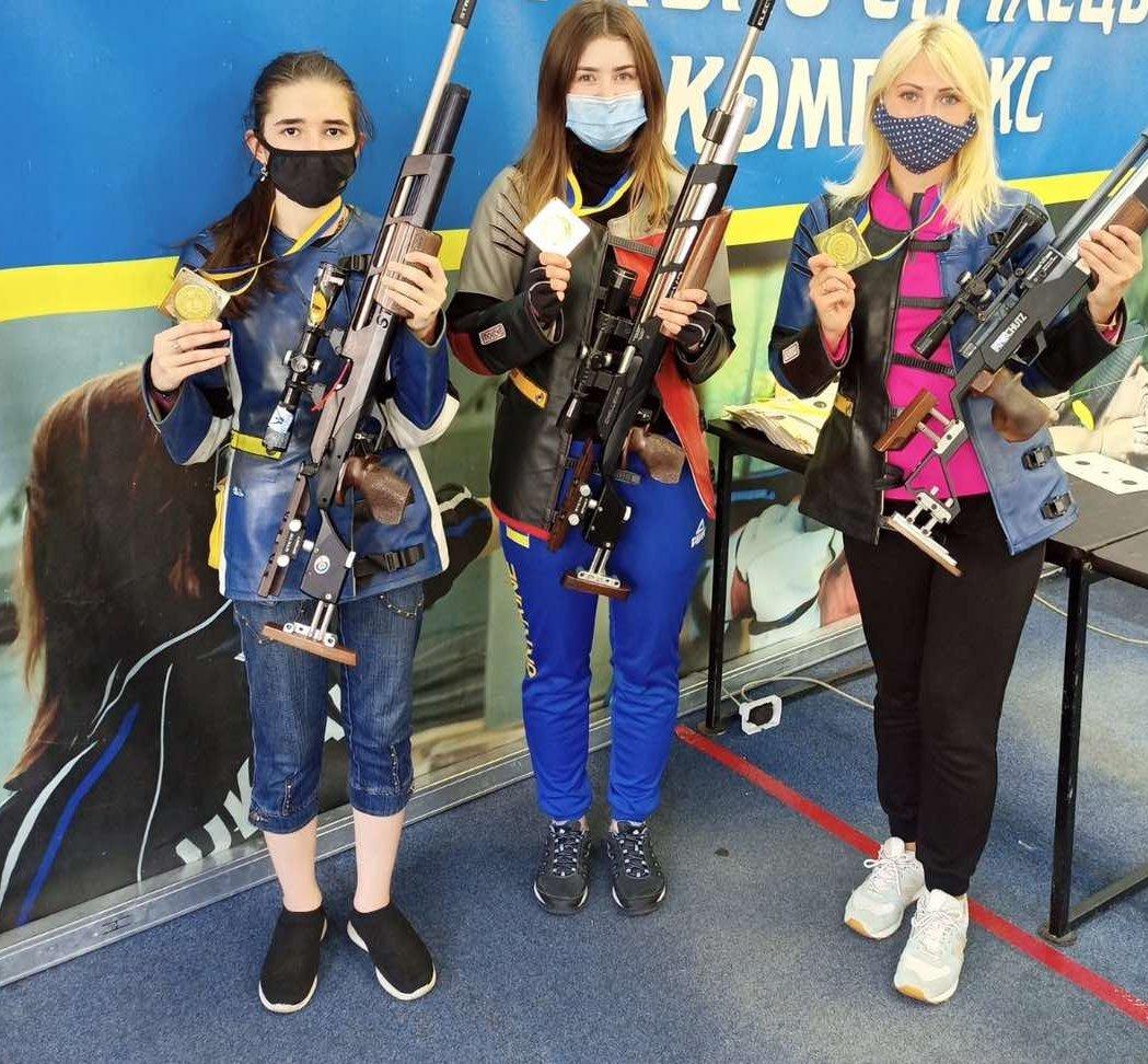 Збірна команда області успішно виступила на зимовому чемпіонаті України з кульової стрільби, фото-2