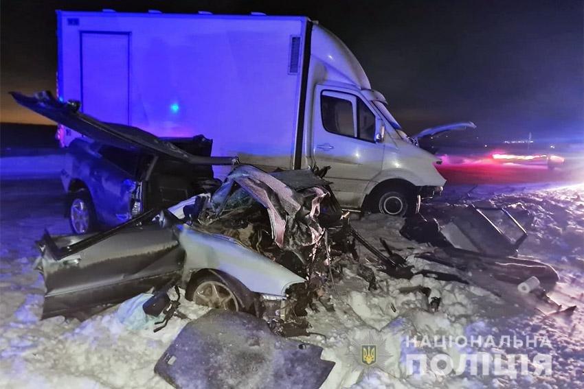 На Хмельниччині в ДТП загинув 32-річний чоловік , фото-2