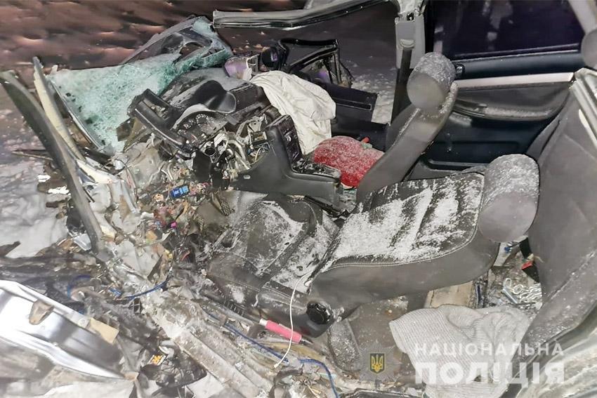 На Хмельниччині в ДТП загинув 32-річний чоловік , фото-1