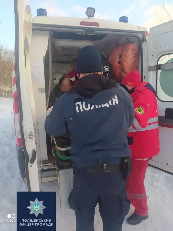 На Хмельниччині поліцейські врятували чоловіка від суїциду, фото-2