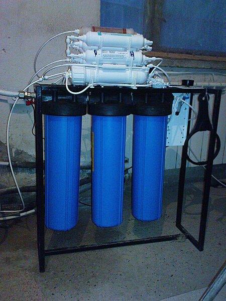 Якісні фільтри для води, Аквіус