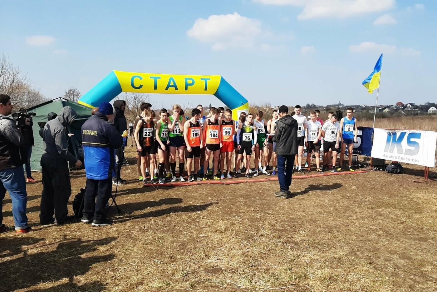 Хмельницькі легкоатлети здобули перемогу на чемпіонаті України, фото-2