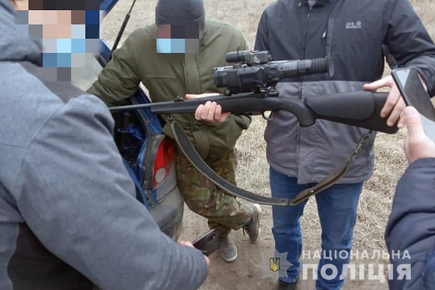 На Хмельниччині поліцейські виявили браконьєрів , фото-2