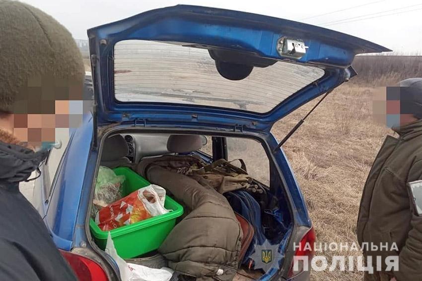 На Хмельниччині поліцейські виявили браконьєрів , фото-1