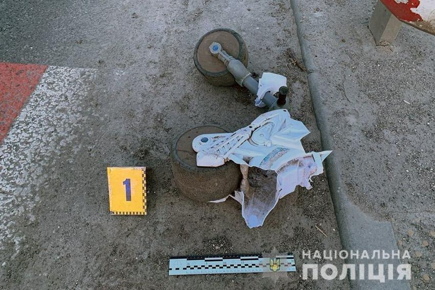Реанімація: На Хмельниччині водій автомобіля травмував 5-річну дитину, фото-1