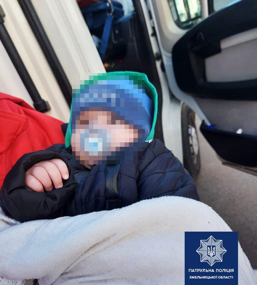 У Хмельницькому п'яна бабуся прогулювалася з 6-місячним онуком, фото-2