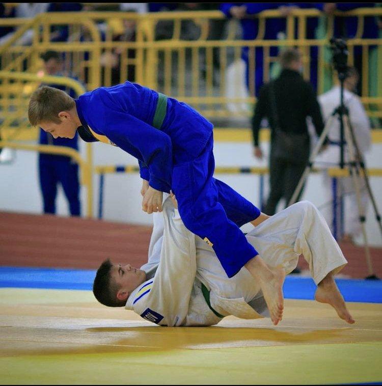 Хмельницький дзюдоїст став чемпіоном України , фото-4
