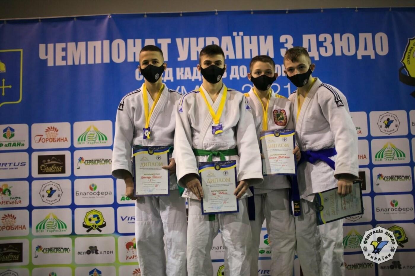 Хмельницький дзюдоїст став чемпіоном України , фото-1
