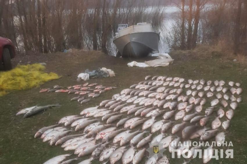 На Хмельниччині браконьєри займались виловом червонокнижної риби (фото), фото-1