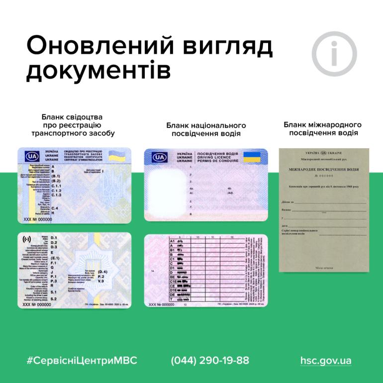 В Україні почали видавати нові бланки посвідчення водія, в яких вказують групу крові та згоду на донорство, фото-2