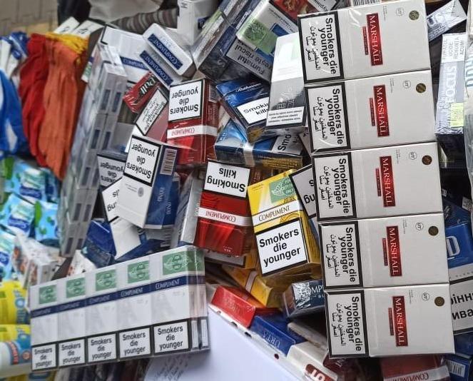 Правоохоронцями Хмельниччини вилучено контрафактних цигарок більш як на 800 тисяч гривень (ФОТО), фото-1
