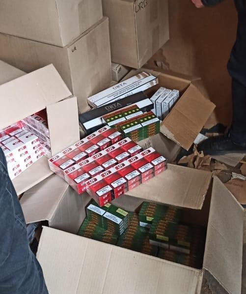 Правоохоронцями Хмельниччини вилучено контрафактних цигарок більш як на 800 тисяч гривень (ФОТО), фото-4