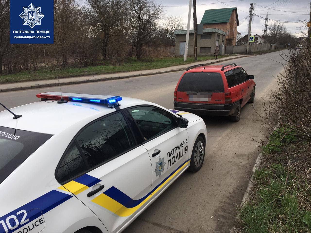 За минулий тиждень патрульні виявили 18 водіїв з ознаками сп'яніння, фото-1