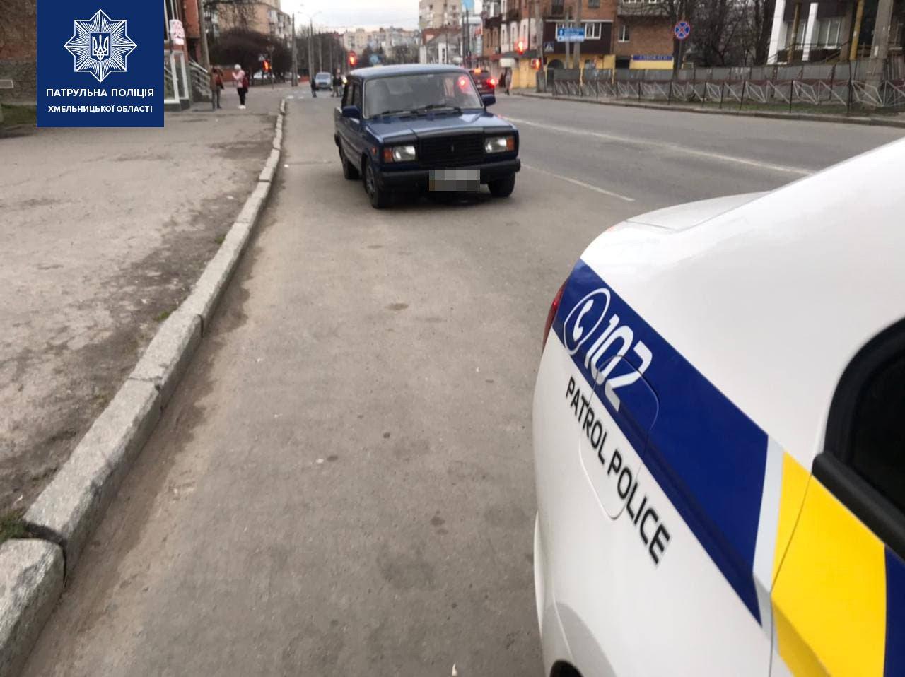 За минулий тиждень патрульні виявили 18 водіїв з ознаками сп'яніння, фото-4