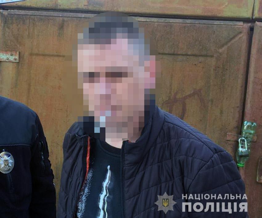 На Хмельниччині поліцейські «на гарячому» затримали «закладчика» наркотиків, фото-2