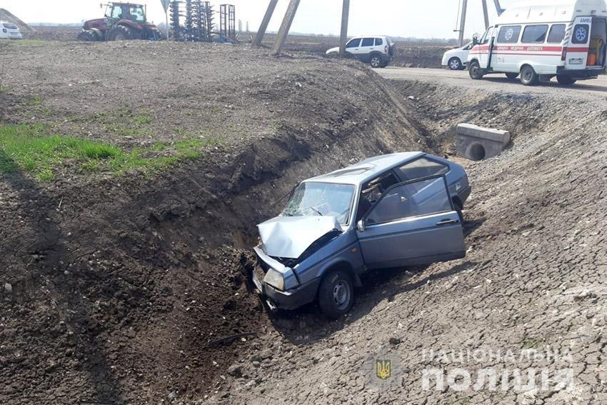 Запобігання зіткнення: на Хмельниччині в ДТП травмувалась жінка , фото-2
