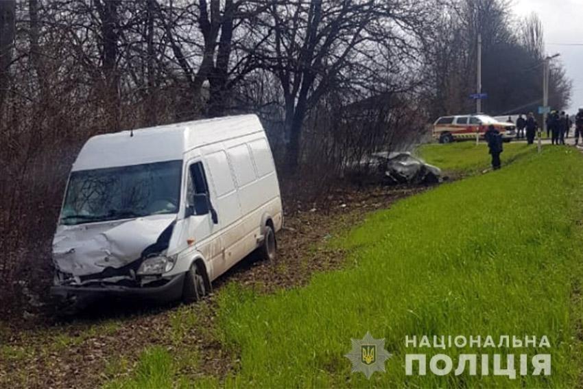 На Хмельниччині в ДТП загинула дитина і пасажирка, фото-1