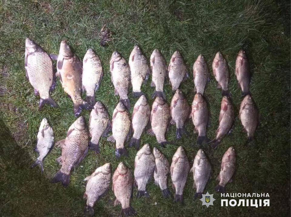 На Хмельниччині поліцейські спільно з єгерями виявили браконьєра, фото-1