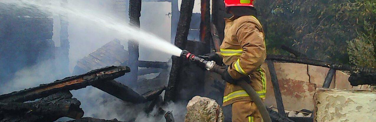 За минулу добу на Хмельниччині ліквідовано 4 пожежі