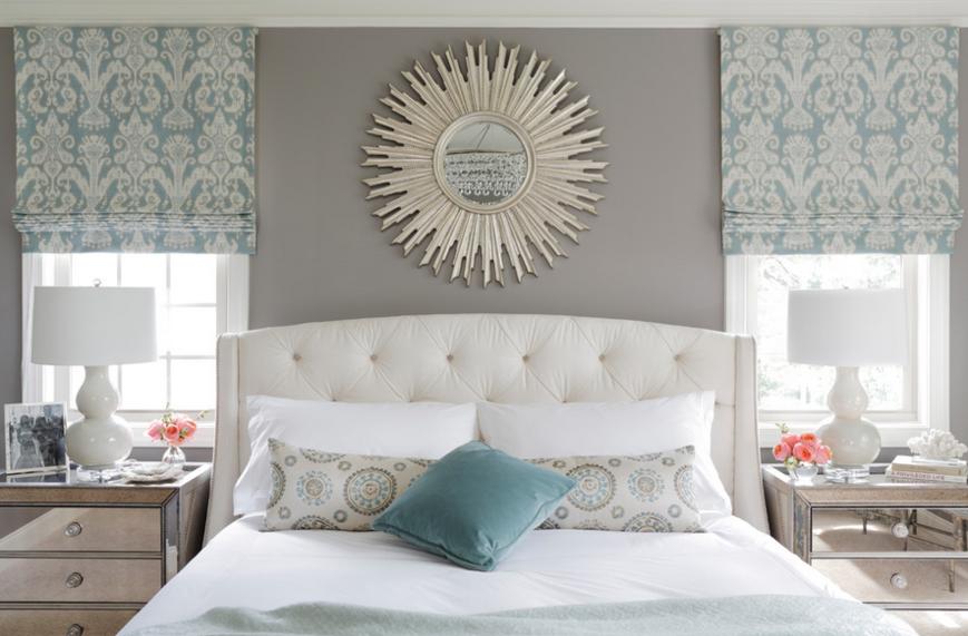 элемент декора стен вашей спальни